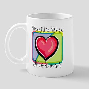 WB Grandma [Danish] Mug